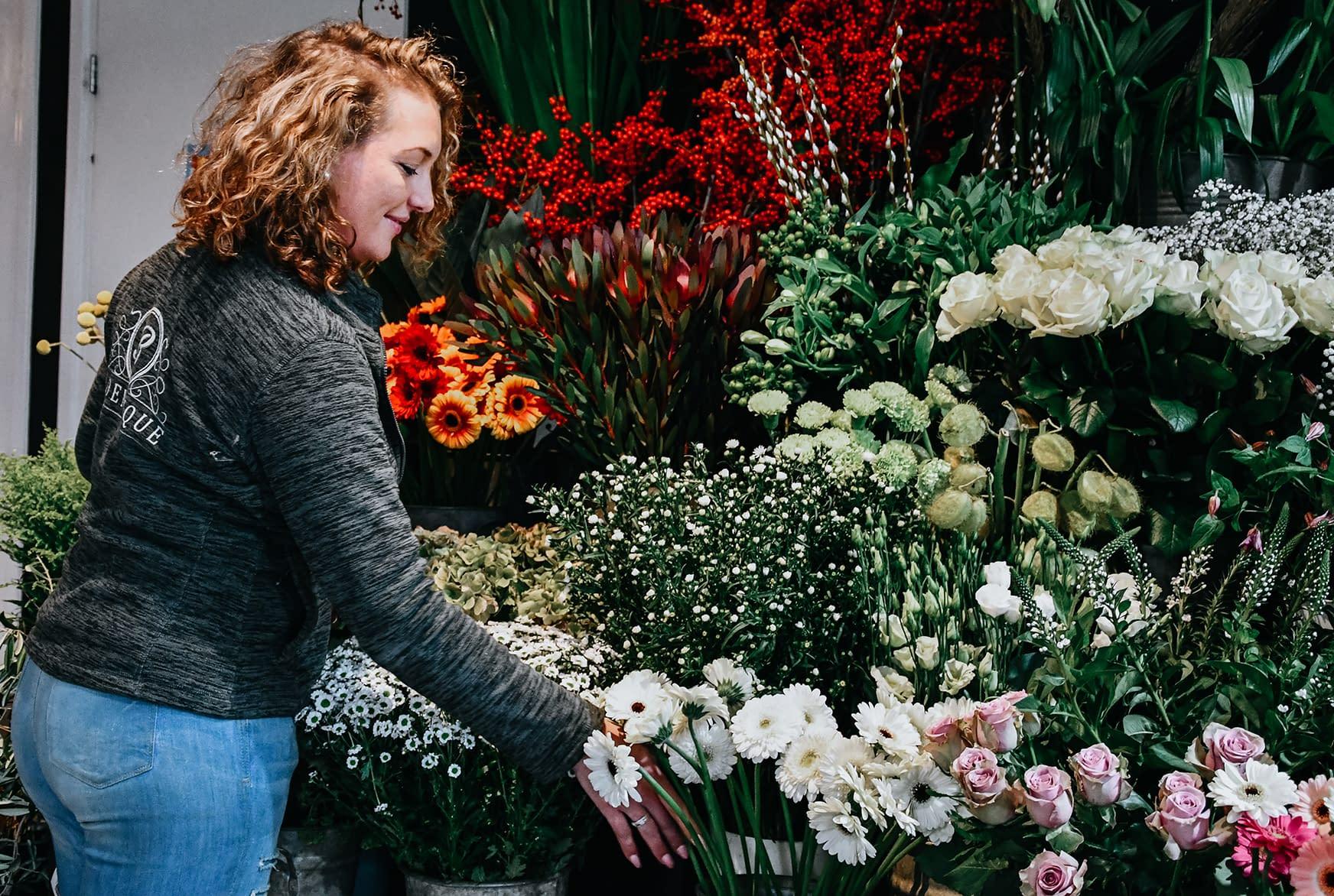 Een mooi boeket bloemen bestellen