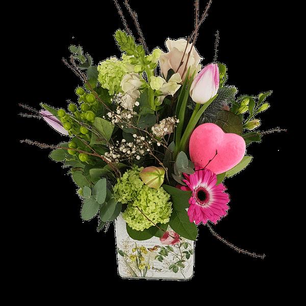 Bloemen box