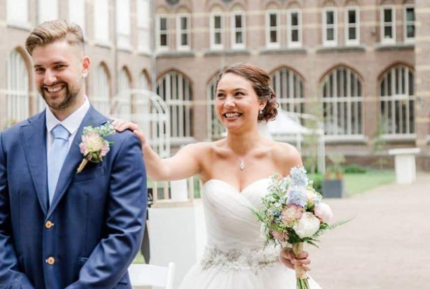 Bruidsboeket laten bezorgen