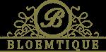 footer logo Bloemtique Bloemen